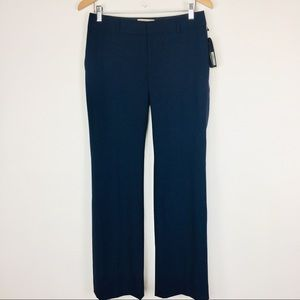 NWT Banana Republic Martin Fit navy trouser